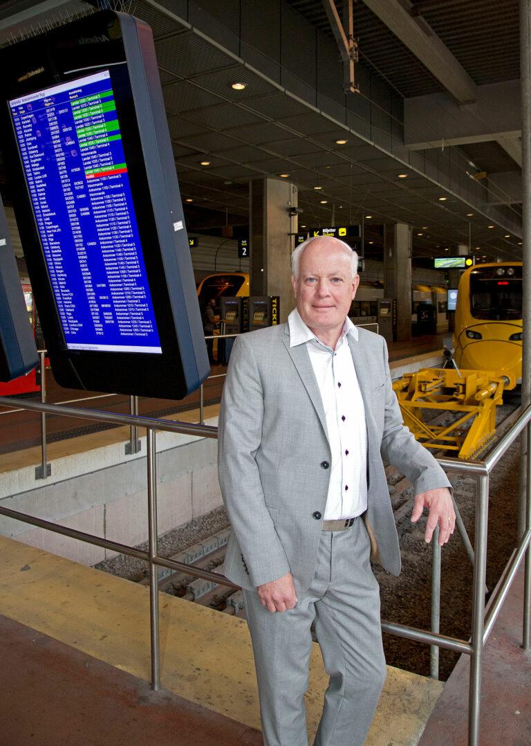 Arlandabanan Pressbild Ulf Lundin